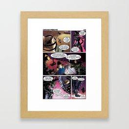 Cathair Apocalypse 01-10 Framed Art Print