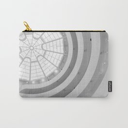 Guggenheim Interior | Frank Gehry | architect Carry-All Pouch
