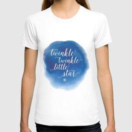 Twinkle twinkle little star T-shirt