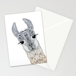 BABY LAMA (CRIA) Stationery Cards