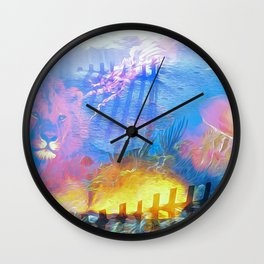 Series 1 Sitting Room 2 Wall Clock