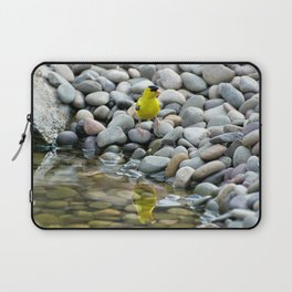 Golden Reflections Laptop Sleeve