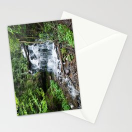 Wagner Falls, Munising, Michigan Stationery Cards