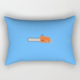 chainsaw Rectangular Pillow