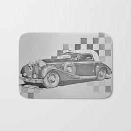 Classic Car Bath Mat