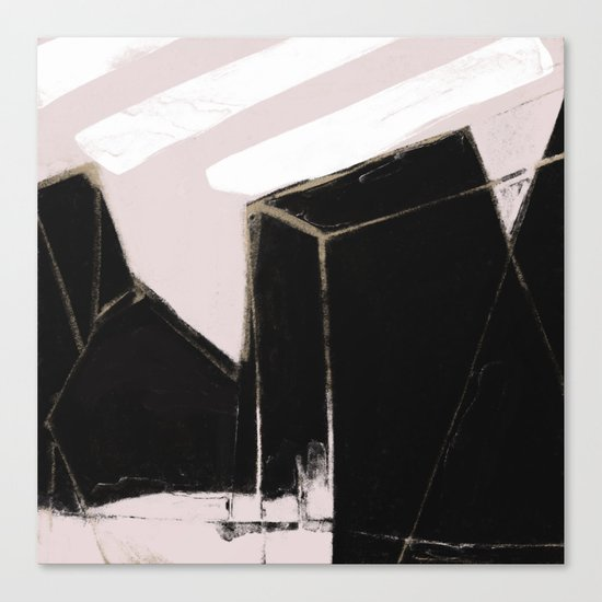 UNTITLED #19 Canvas Print
