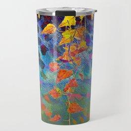 Golden Afternoon Travel Mug