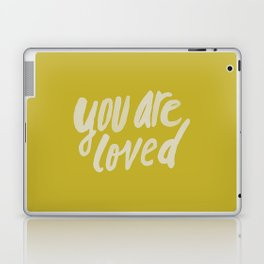 You Are Loved x Mustard Laptop & iPad Skin