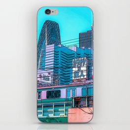 Your Name Tokyo iPhone Skin