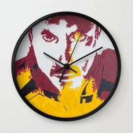 Iron Avenger Wall Clock