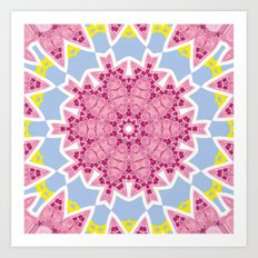 Kaleidoscope #2 Art Print