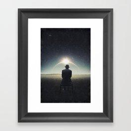 Distance ... Framed Art Print