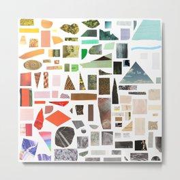Paper Metal Print
