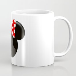 Minnie Mouse Logo PNG Coffee Mug