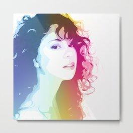 Mariah 'Hero' Carey 2 Metal Print