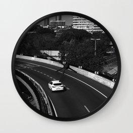 Test Drive Wall Clock