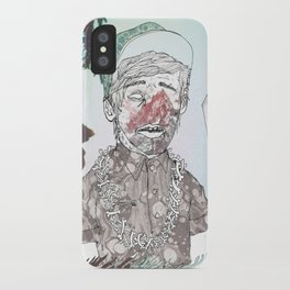 THE ETERNAL CHAMP iPhone Case