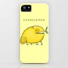 Chamelemon iPhone Case