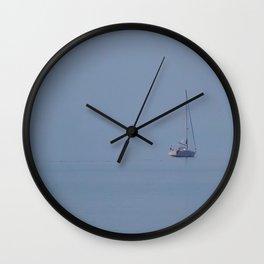 The Lost Horizon Wall Clock