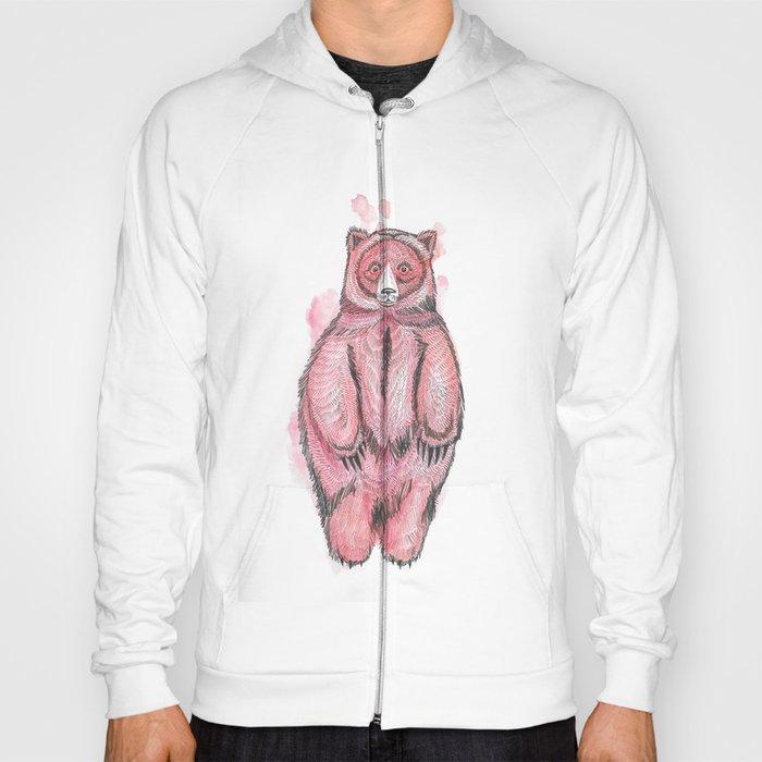 Smokey Bear Hoody