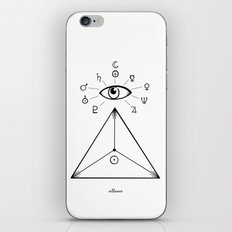 Freemasonry iPhone & iPod Skin