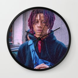 Trippie Redd Wall Clock