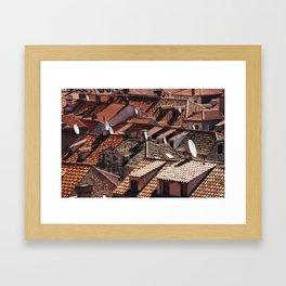 Dubronik Framed Art Print