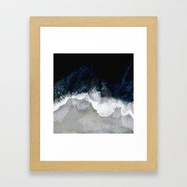 Blue Sea Gerahmter Kunstdruck