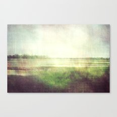 fishbourne marshes 02 Canvas Print