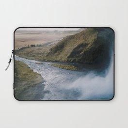 Seljalandsfoss Perspective Laptop Sleeve