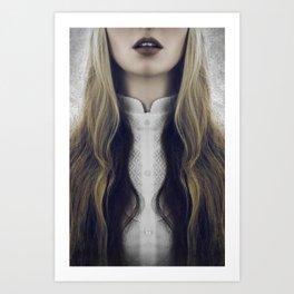 A Study in Symmetry  Art Print