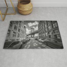 NEW YORK CITY Manhattan Bridge Rug
