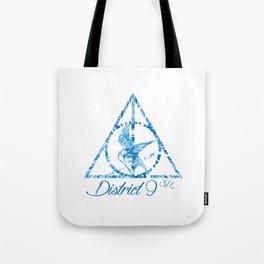 District 9 3/4 Tote Bag