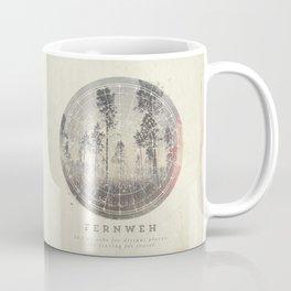 Fernweh Vol 4 Coffee Mug