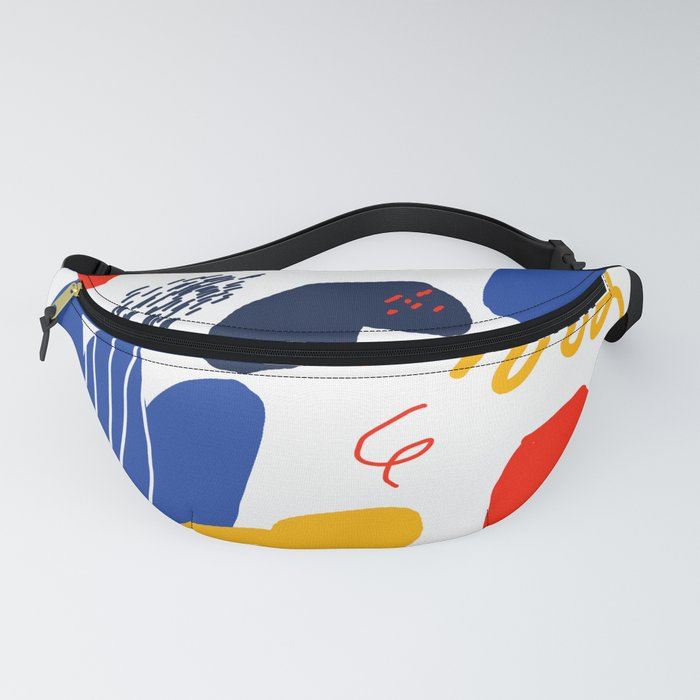 abstraction vol.1 Fanny Pack