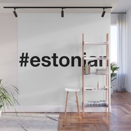 ESTONIA Wall Mural