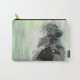 Baboon Distractions Carry-All Pouch