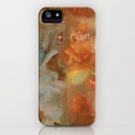 Carina Nebula iPhone Case