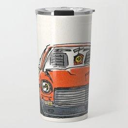 Crazy Car Art 0131 Travel Mug
