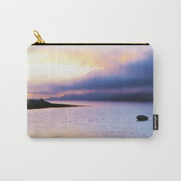 Evening view over Loch Lhinne Carry-All Pouch