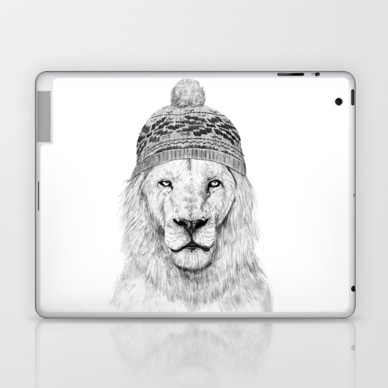 Winter is here I Laptop & iPad Skin
