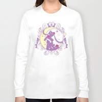 sailormoon Long Sleeve T-shirts featuring Sailor Moon Crystal Design 1 by Shouho