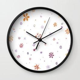 Spring Flower - LBC Wall Clock