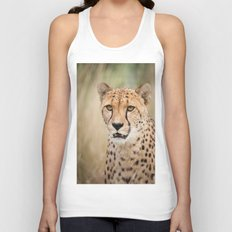 Cheetah Unisex Tank Top