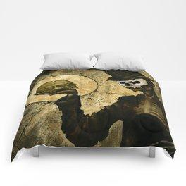 Shadow Man Comforters