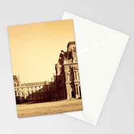 Paris. Palais du Louvre, Pavillon Mollien 1859 Stationery Cards
