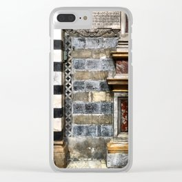 PERFECTLY UNHIDDEN Clear iPhone Case