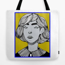 Triple Take Tote Bag