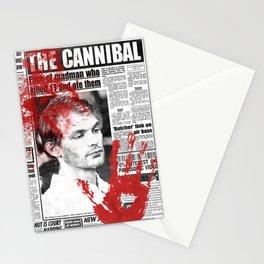 Jeffrey Dahmer Stationery Cards