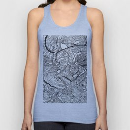 ' It Iz What It Iz '  By: Matthew Crispell Unisex Tank Top